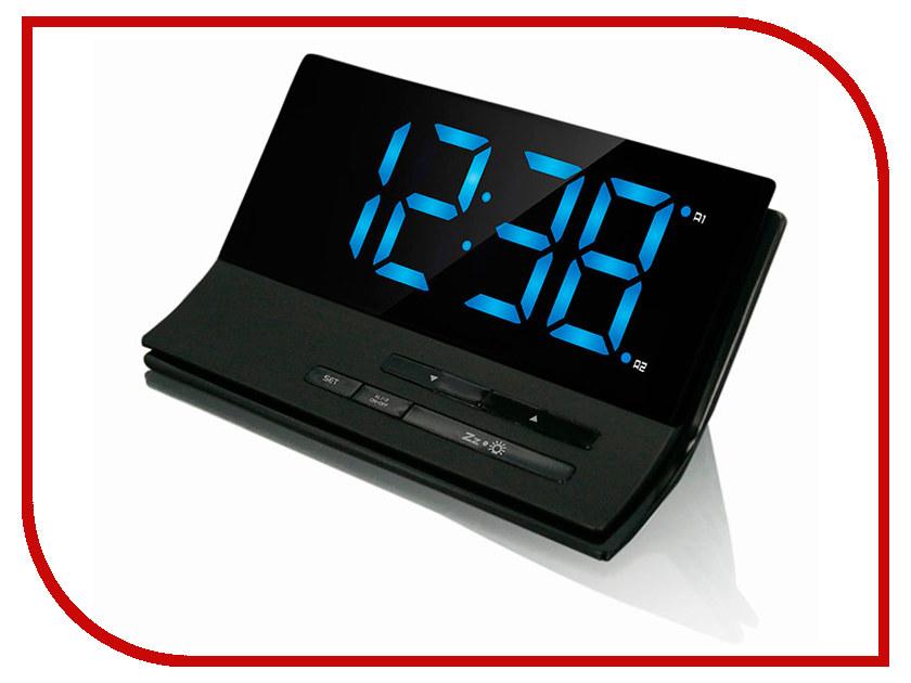 Часы BVItech BV-417BKK Blue-Black настольные часы bvitech bv 14gsk