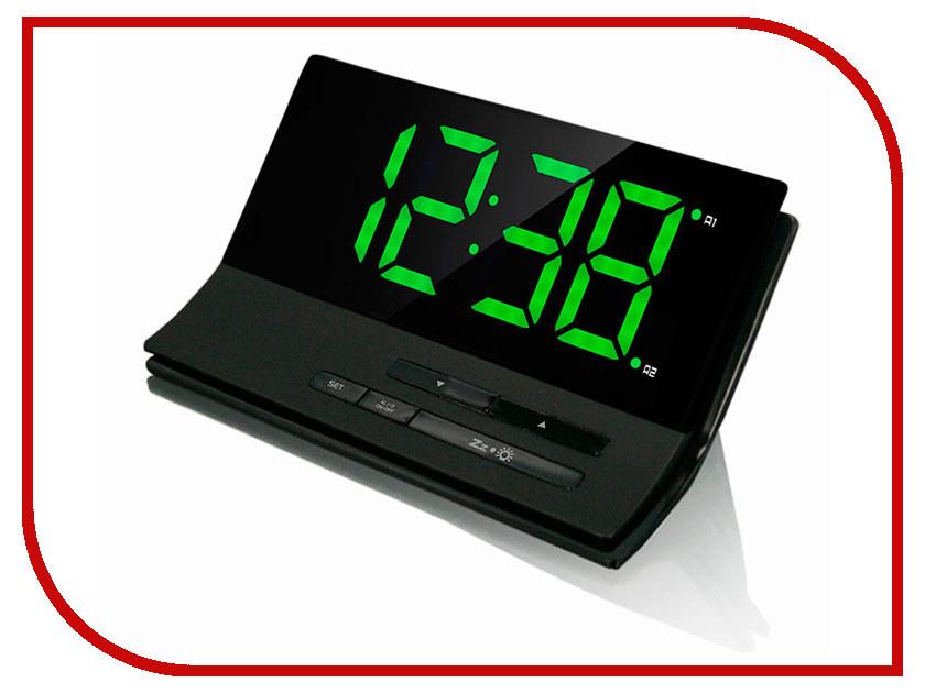 Часы BVItech BV-417GKK Green-Black настольные часы bvitech bv 412r