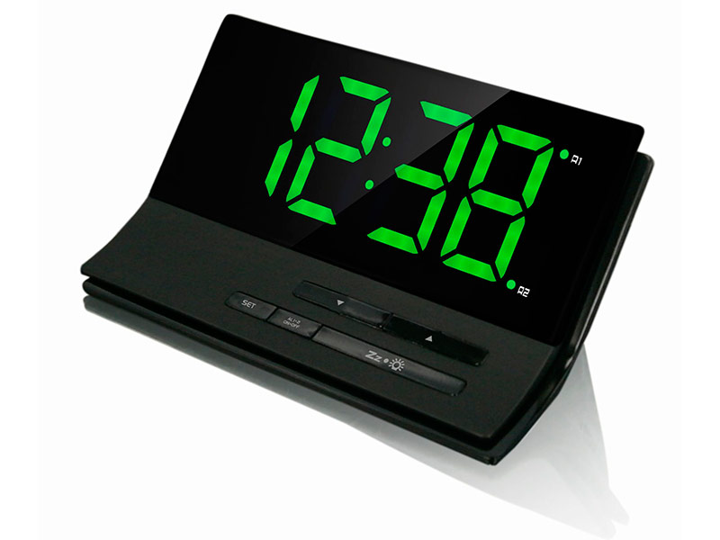 Часы BVItech BV-417GKK Green-Black