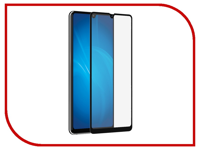 Аксессуар Защитный экран для Huawei Mate 20 Red Line Full Screen Tempered Glass Full Glue Black УТ000016858 10pcs high quality lcd display digitizer touch screen for huawei mate 8 mate8 assembly complete replacement frame free shipping