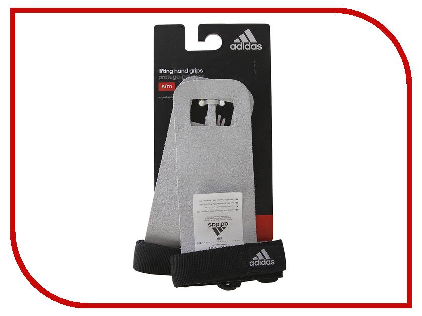 Накладки на ладонь Adidas размер S/M 2шт ADAC-13151 для захвата ботинки nobrand 13151 black