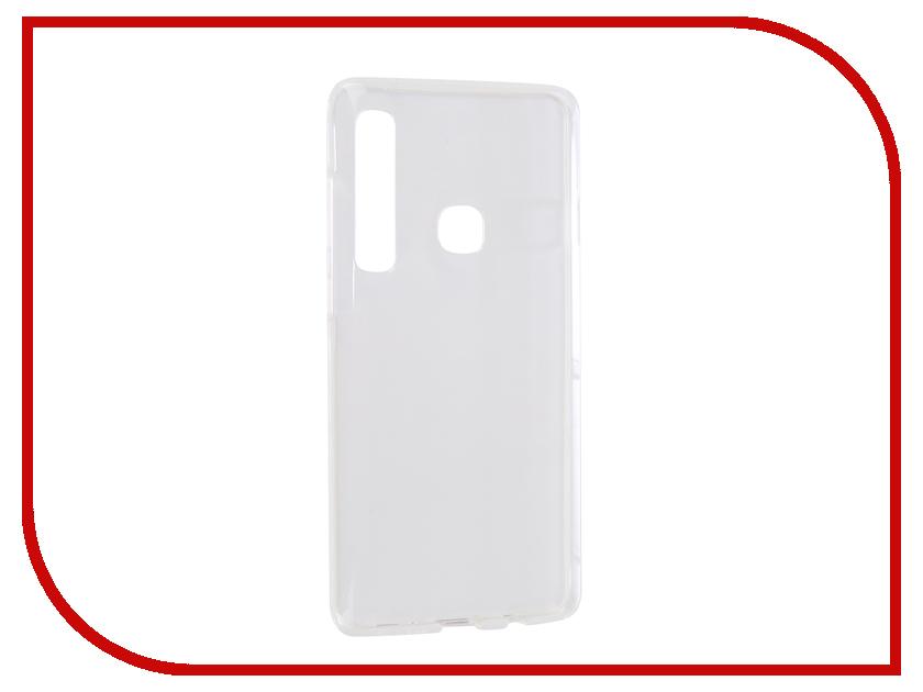 Аксессуар Чехол для Samsung Galaxy A9 2018 iBox Crystal Silicone Transparent УТ000016651 аксессуар чехол накладка samsung galaxy a5 ibox crystal grey