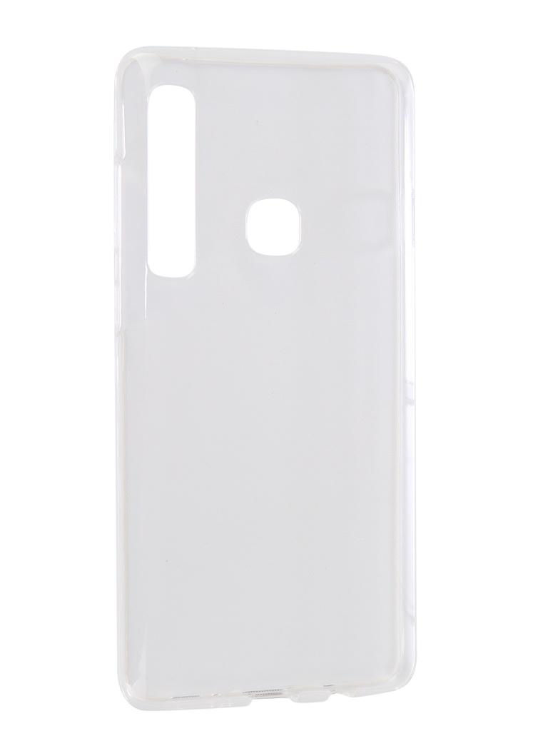 Аксессуар Чехол iBox для Samsung Galaxy A9 2018 Crystal Silicone Transparent УТ000016651 фигурка safari ltd гигантский осьминог xl