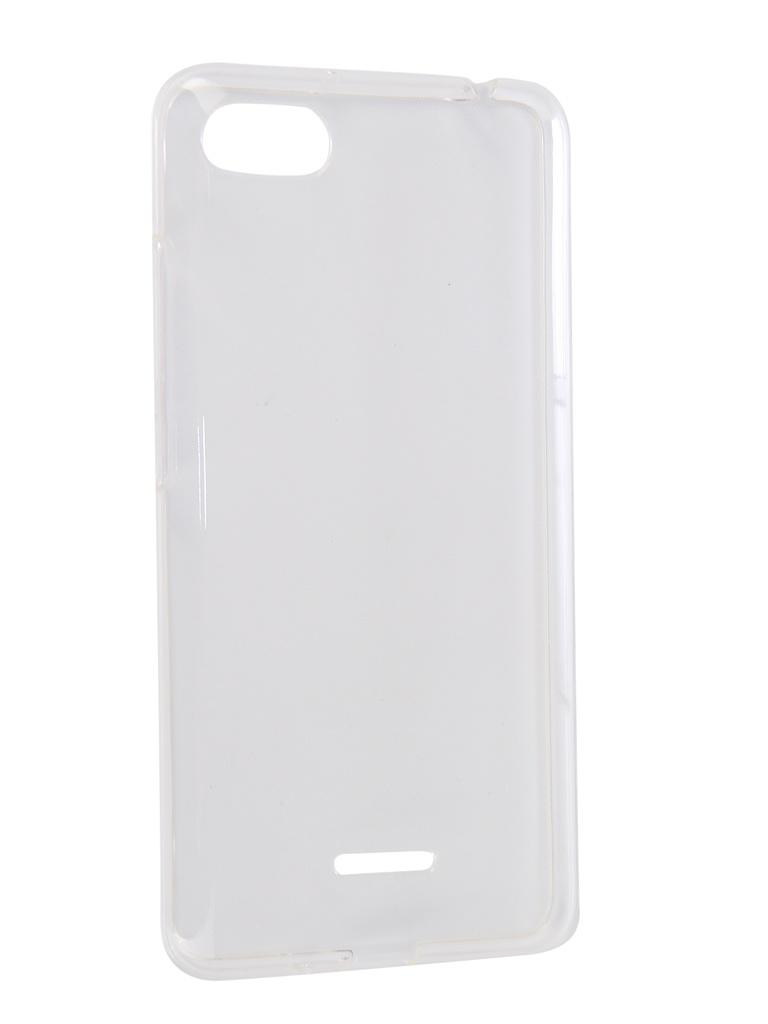 Аксессуар Чехол iBox для Xiaomi Redmi 6A Crystal Silicone Transparent УТ000016479