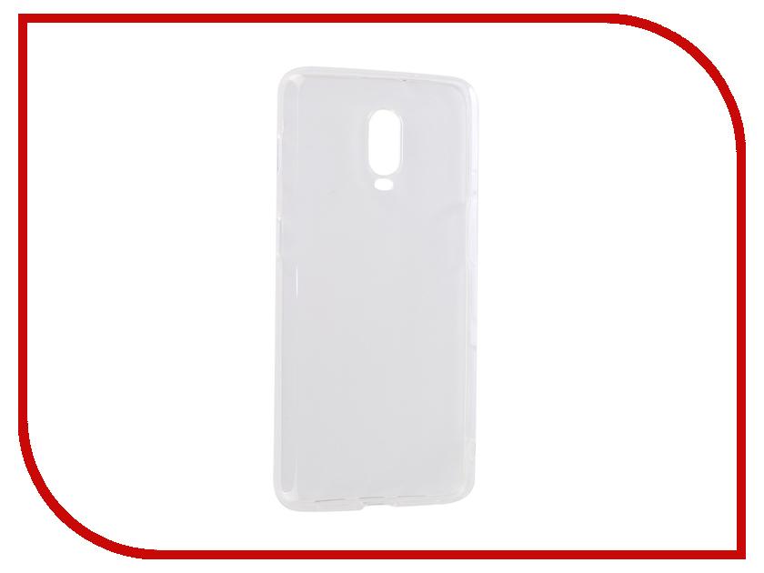 Аксессуар Чехол для OnePlus 6T iBox Crystal Silicone Transparent УТ000016733
