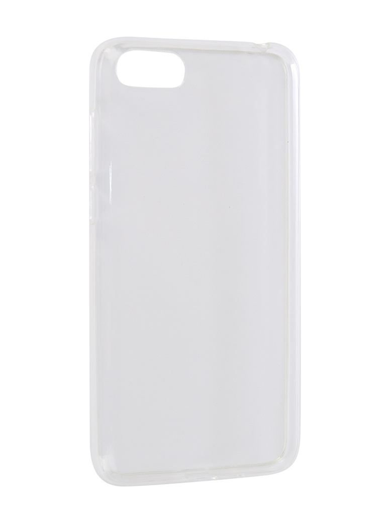 Аксессуар Чехол iBox для Huawei Y5 Prime 2018 Crystal Silicone Transparent УТ000015642 аксессуар чехол для huawei p20 pro ibox crystal silicone transparent