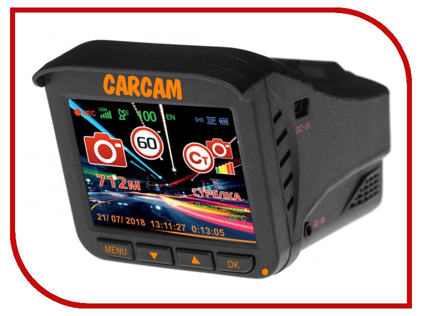 Видеорегистратор Каркам CarCam Combo 5 видеорегистратор каркам carcam d3