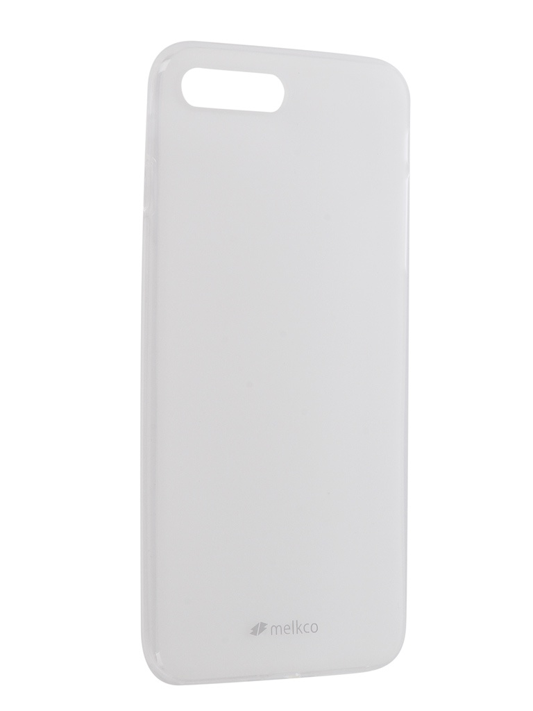 Чехол Melkco для APPLE iPhone 7 Plus / 8 TPU Matt Transparent 12781
