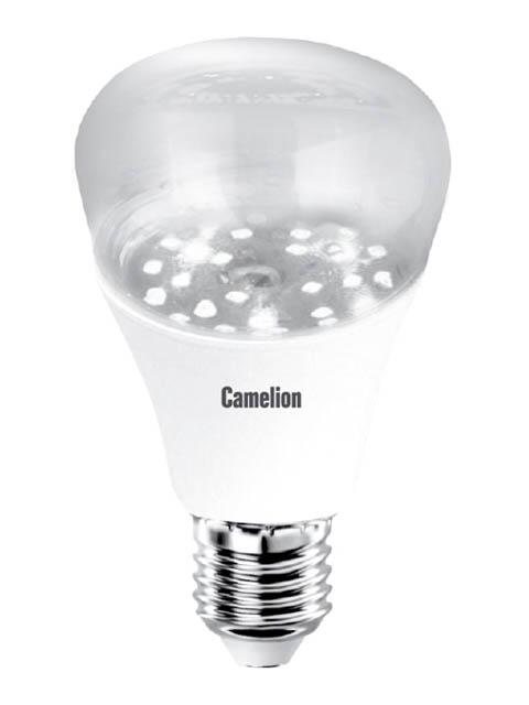 Светодиодная фитолампа Camelion BrightPower LED10-PL Bio E27 ЭН-13241