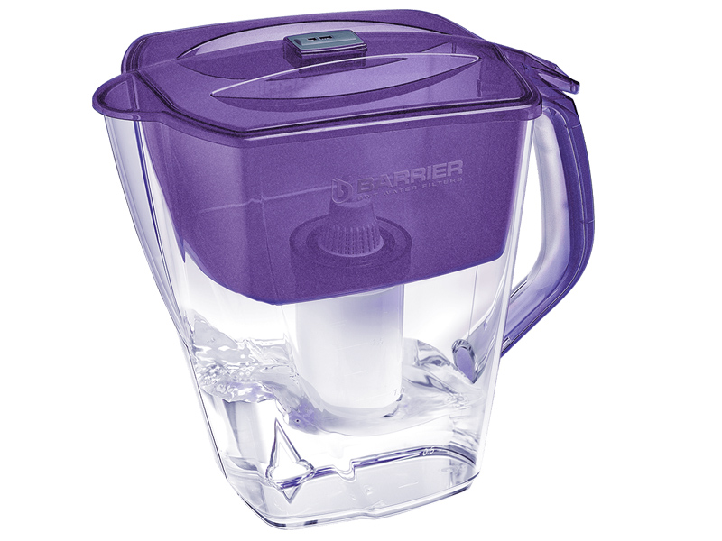 Фильтр для воды Барьер Гранд NEO Pearl Purple