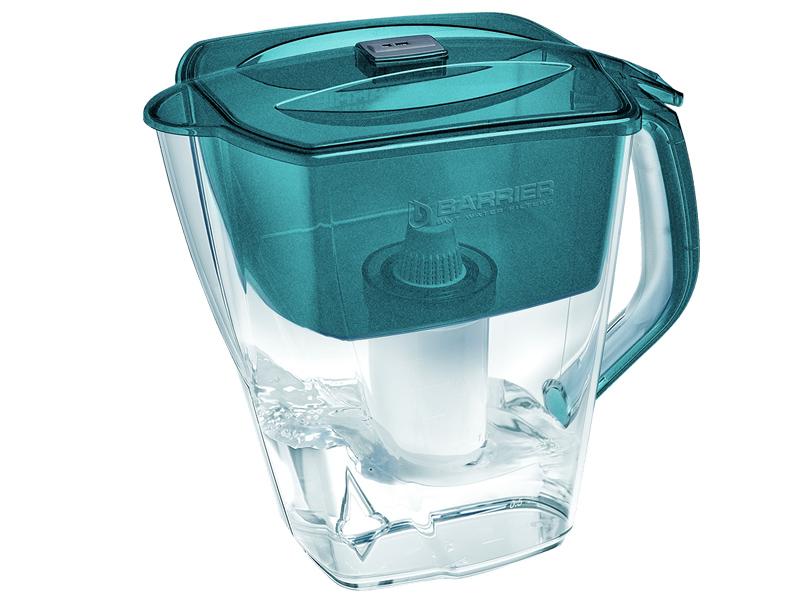 Фильтр для воды Барьер Гранд NEO Pearl Turquoise