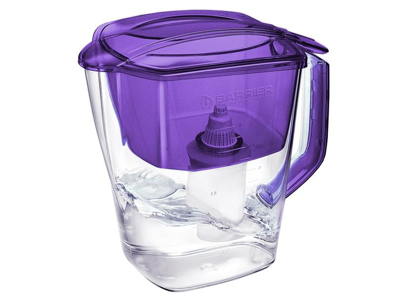 Фильтр для воды Барьер Гранд Pearl Purple