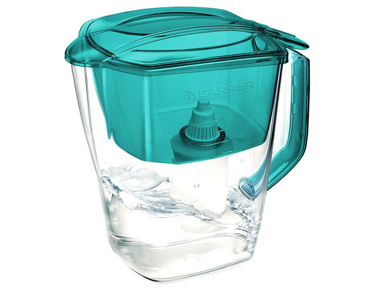 Фильтр для воды Барьер Гранд Pearl Turquoise