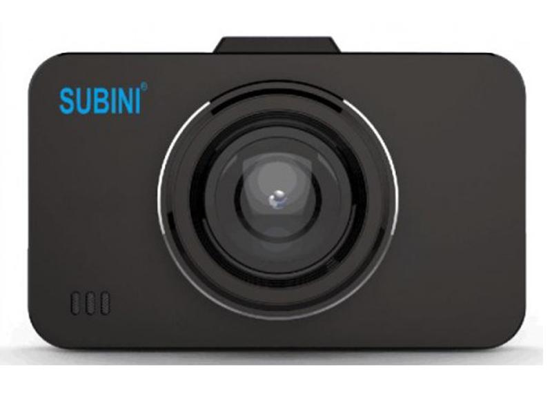 Видеорегистратор Subini GD-675RU Black цена