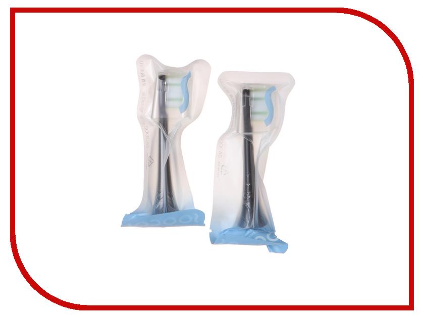Сменные насадки Xiaomi Soocare X3 Black моноколесо airwheel x3 130 wh black aw x3 130wh black