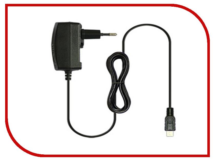 Зарядное устройство Ainy MiniUSB 1A Black EA-H013A / P-C01 сетевое зарядное устройство ainy ea 031a с 2 мя usb 1a 2 1a черное