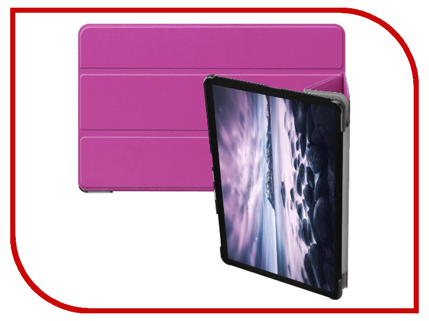 Аксессуар Чехол для Samsung Galaxy Tab A 10.5 SM-T590 Palmexx Smartbook Purple PX/SMB SAM TabA T590 PURP