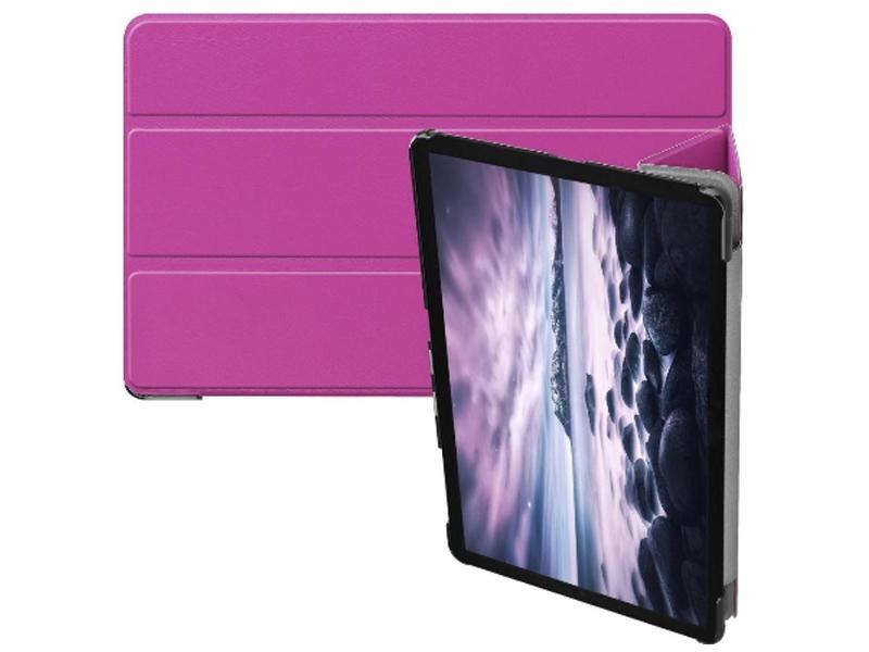 Аксессуар Чехол Palmexx для Samsung Galaxy Tab A 10.5 SM-T590 Smartbook Purple PX/SMB SAM TabA T590 PURP аксессуар чехол zibelino для samsung sm t590 galaxy tab a 10 5 tablet black zt sam t590 blk