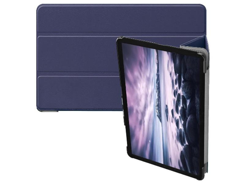 Аксессуар Чехол Palmexx для Samsung Galaxy Tab A 10.5 SM-T590 Smartbook Blue PX/SMB SAM TabA T590 BLUE аксессуар чехол zibelino для samsung sm t590 galaxy tab a 10 5 tablet black zt sam t590 blk