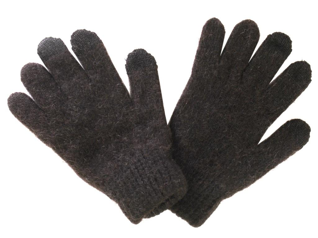 Теплые перчатки для сенсорных дисплеев iGlover Zima S Black