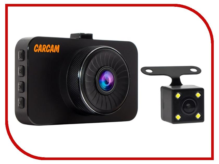 Видеорегистратор Каркам CarCam F3 видеорегистратор каркам carcam d3