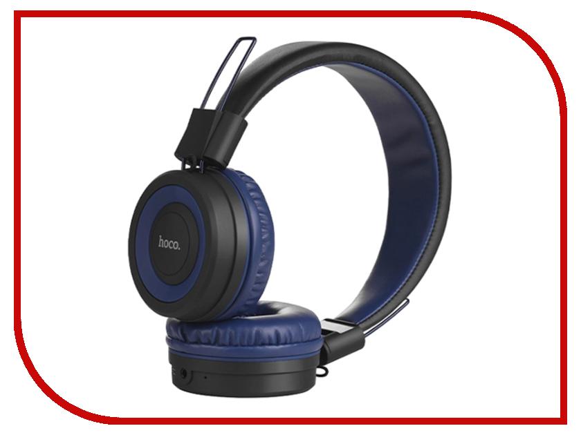 Hoco W16 Black-Blue цена и фото