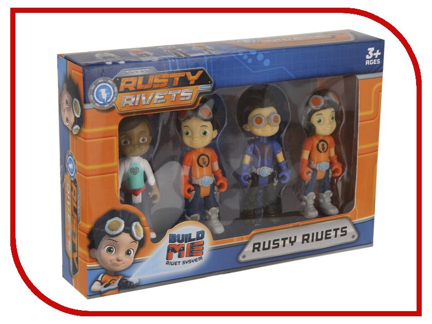 Кукла Spin Master Rusty Rivets Расти-Механик K410 комплект постельного белья hobby home collection евро сатин arabella красный 1501000296