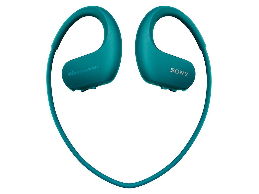лучшая цена Плеер Sony NW-WS414 Blue