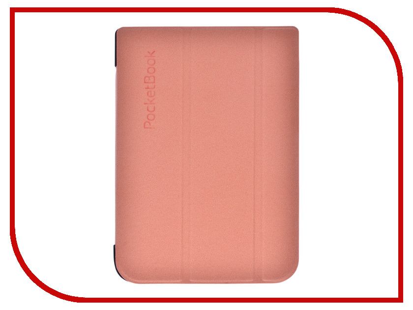 Аксессуар Чехол для PocketBook 740 Pink PBC-740-PNST-RU цена