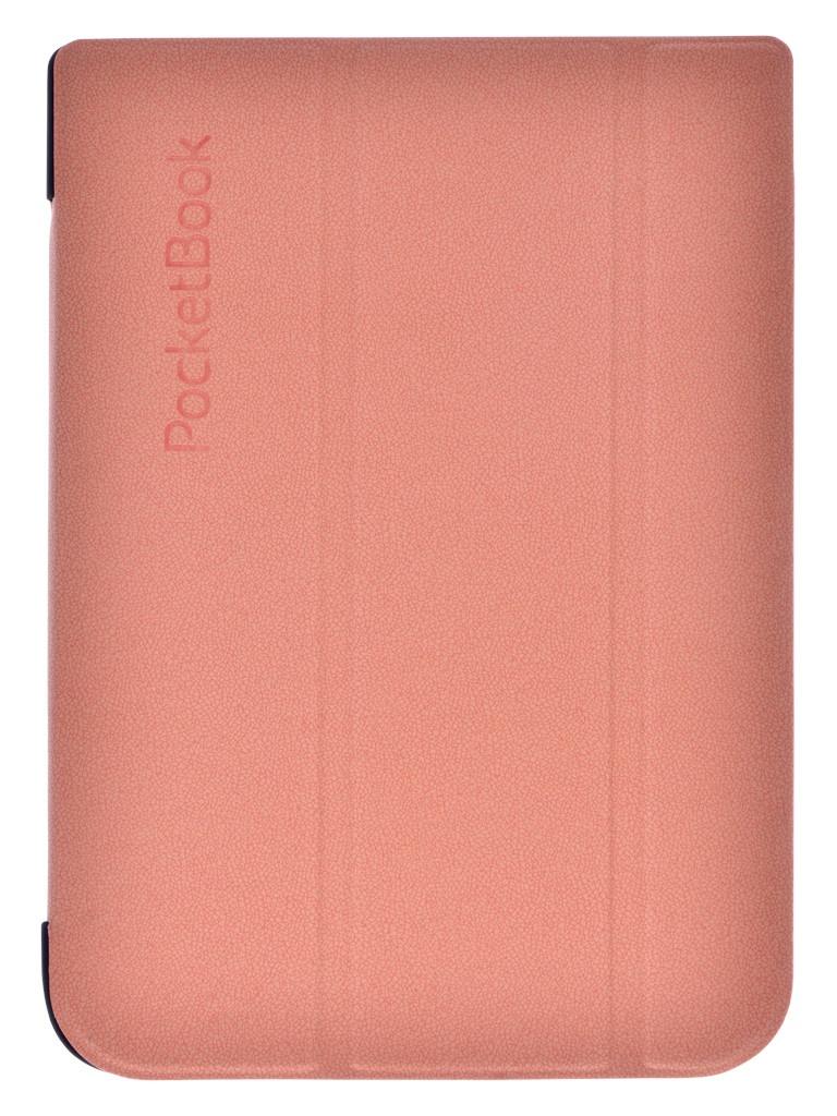 лучшая цена Аксессуар Чехол для PocketBook 740 Pink PBC-740-PNST-RU