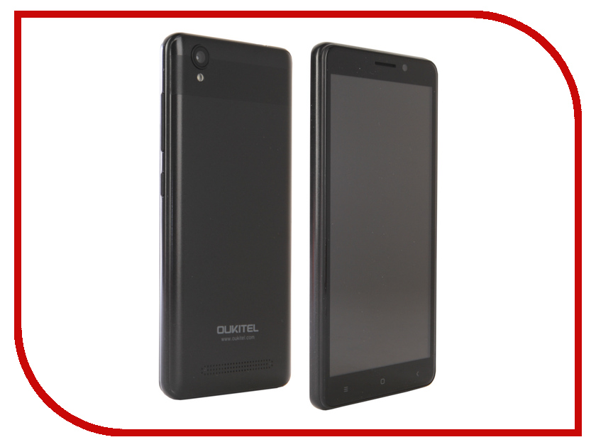 Сотовый телефон Oukitel C10 Black проводной и dect телефон foreign products vtech ds6671 3