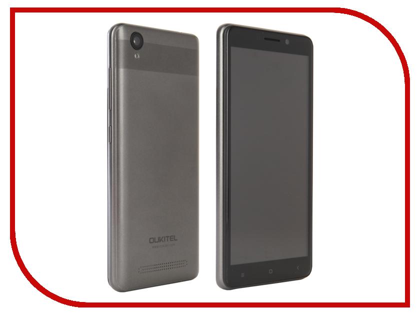 Сотовый телефон Oukitel C10 Grey сотовый телефон oukitel с8 4g gold