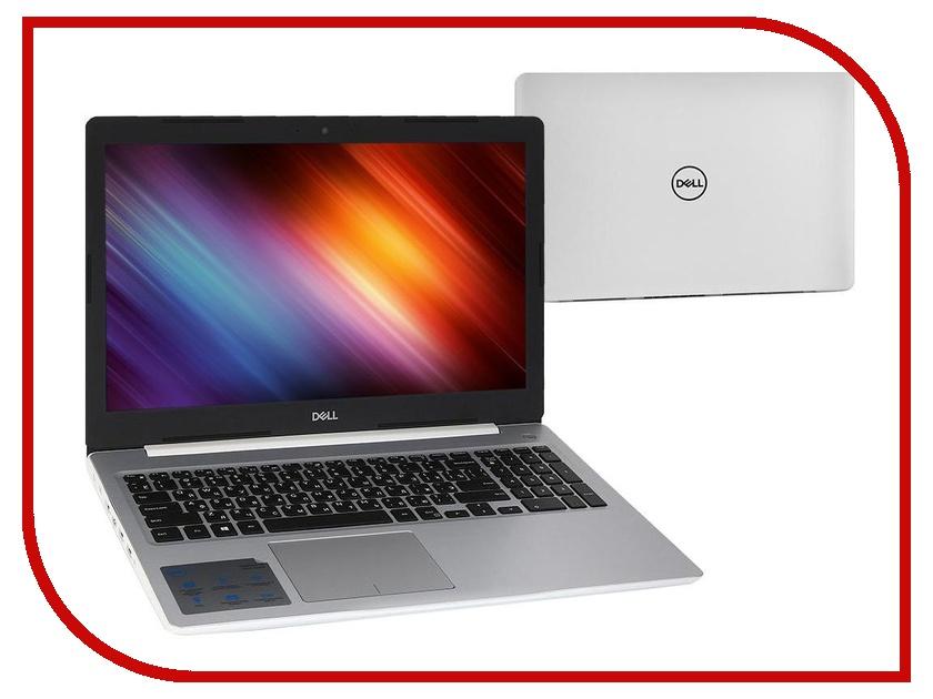 Ноутбук Dell Inspiron 5570 White 5570-5826 (Intel Core i5-8250U 1.6 GHz/8192Mb/1000Gb/DVD-RW/AMD Radeon 530 2048Mb/Wi-Fi/Bluetooth/Cam/15.6/1920x1080/Linux) ноутбук dell inspiron 5570 5570 3117 intel core i3 7020u 2 3 ghz 4096mb 1000gb dvd rw amd radeon r530 2048mb wi fi bluetooth cam 15 6 1920x1080 linux