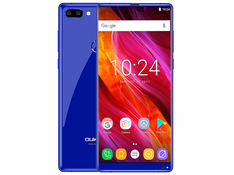Сотовый телефон Oukitel Mix 2 Blue