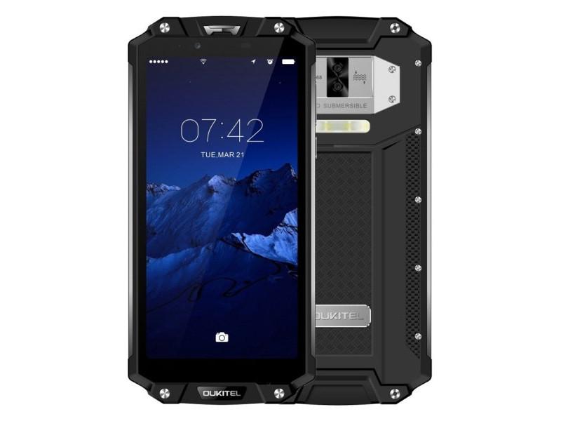 Сотовый телефон Oukitel WP2 Black diy wp2 9 terminal block black red 5 piece pack