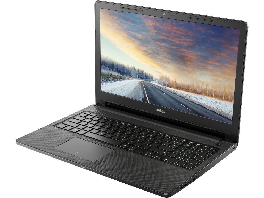 Ноутбук Dell Inspiron 3576 Black 3576-6229 (Intel Core i5-7200U 2.5 GHz/4096Mb/1000Gb/DVD-RW/AMD Radeon 520 2048Mb/Wi-Fi/Bluetooth/Cam/15.6/1920x1080/Linux) системный блок dell optiplex 3050 sff i3 6100 3 7ghz 4gb 500gb hd620 dvd rw linux клавиатура мышь черный 3050 0405