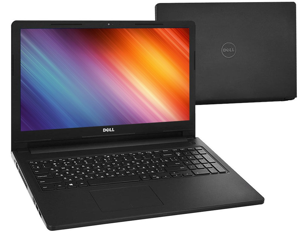 Ноутбук Dell Inspiron 3567 Black 3567-6151 (Intel Core i3-7020U 2.3 GHz/4096Mb/1000Gb/DVD-RW/Intel HD Graphics/Wi-Fi/Bluetooth/Cam/15.6/1366x768/Linux) ноутбук dell inspiron 3567 core i3 6006u 4gb 500gb 15 6 dvd linux black