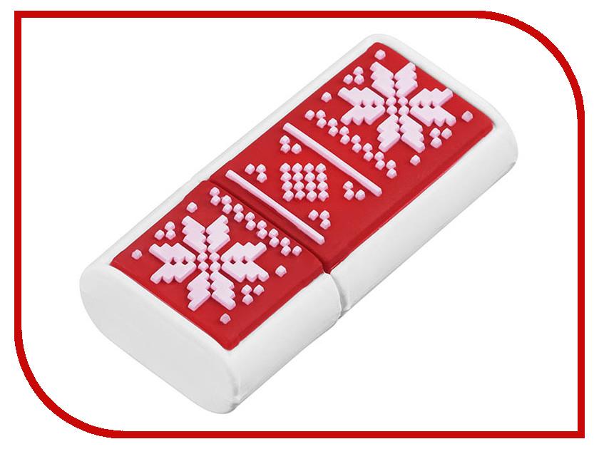 USB Flash Drive 8Gb - Проект 111 Скандик Red 7306.50