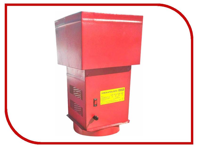 Зернодробилка Нива ИЗ-300 Red цена