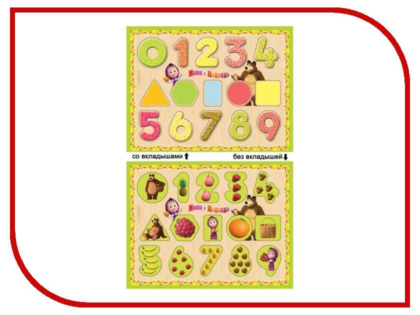 Купить Игрушка Буратино Маша и Медведь Цифры 26-29-3