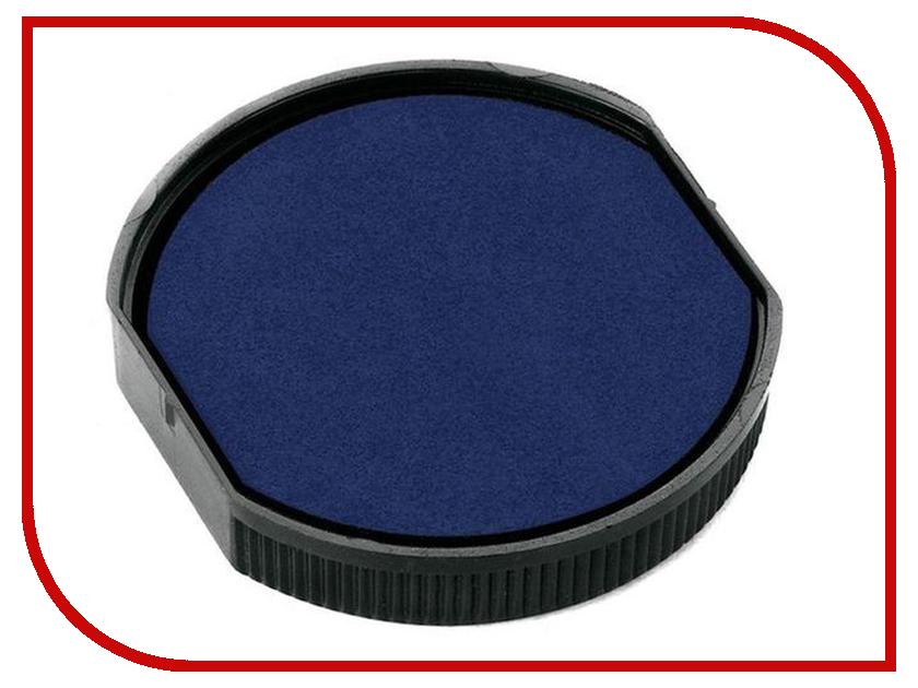 Аксессуар Подушка сменная Colop E/R45 Blue для Pr. R45/R2045/46045/5215 аксессуар подушка сменная colop e 20 textil 2шт black для mine stamp textil marker