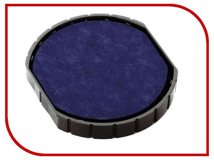 Аксессуар Подушка сменная Colop E/R40 Blue для R40 аксессуар подушка сменная colop e 20 textil 2шт black для mine stamp textil marker