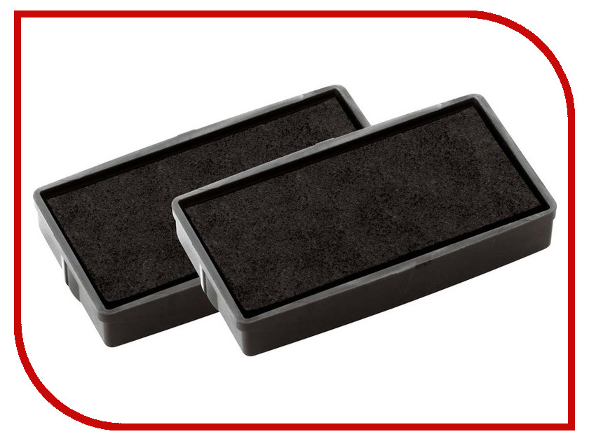 Аксессуар Подушка сменная Colop E/20 Textil 2шт Black для Mine Stamp Textil Marker