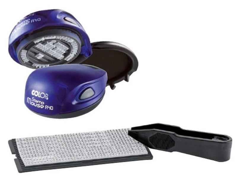 Печать самонаборная Colop Stamp Mouse R40/2 Set 2 круга