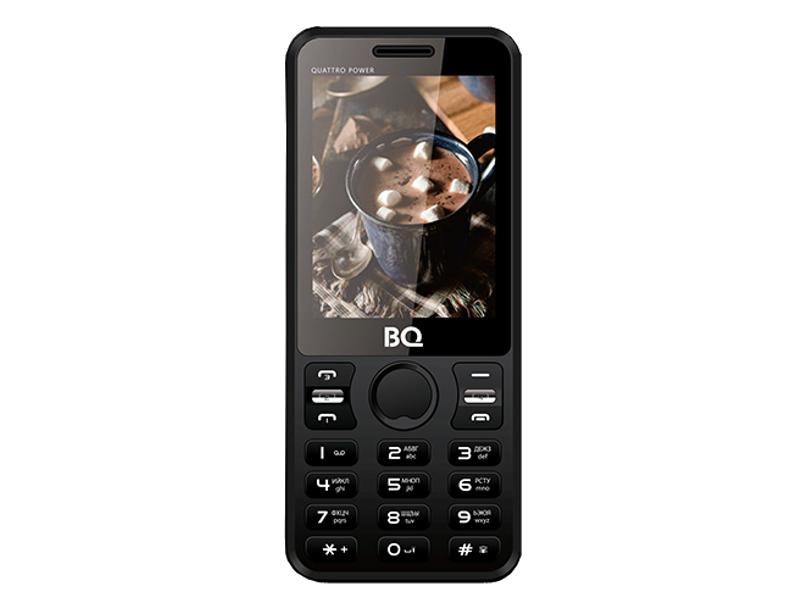 Сотовый телефон BQ 2812 Quattro Power Black