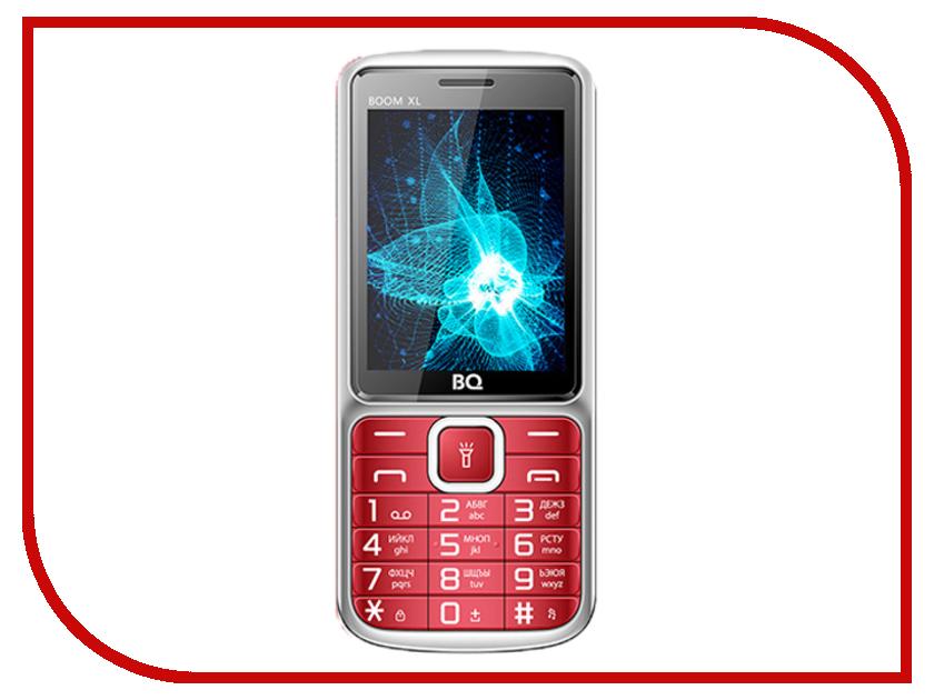Сотовый телефон BQ 2810 Boom XL Red сотовый телефон senseit t100 black