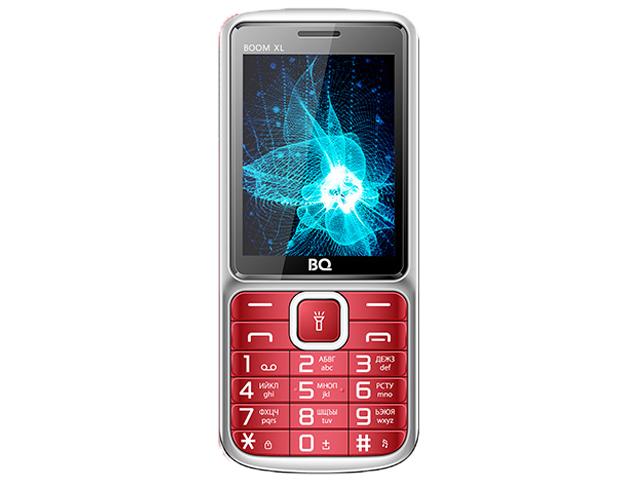 Фото - Сотовый телефон BQ 2810 Boom XL Red сотовый телефон bq 2810 boom xl black