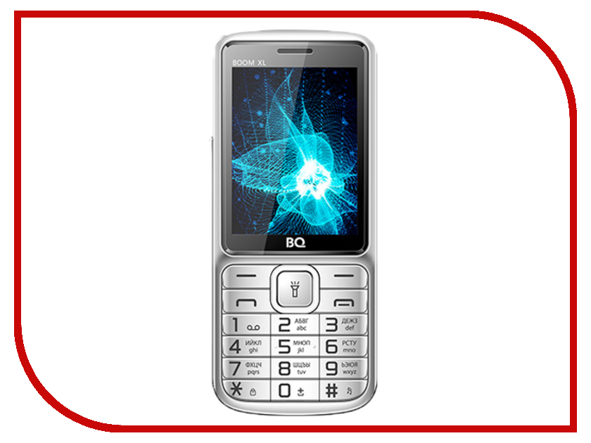 Сотовый телефон BQ 2810 Boom XL Grey bq bq 2805 boom xl