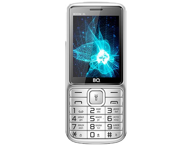 Сотовый телефон BQ 2810 Boom XL Grey