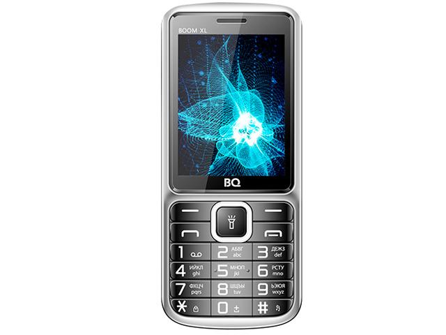 Сотовый телефон BQ 2810 Boom XL Black сотовый телефон bq 2810 boom xl black